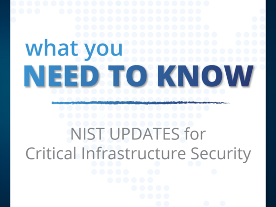NIST Updates Guidance for Critical Infrastructure Security