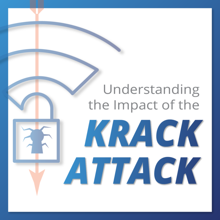 Understanding the Impact of the KRACK Attack