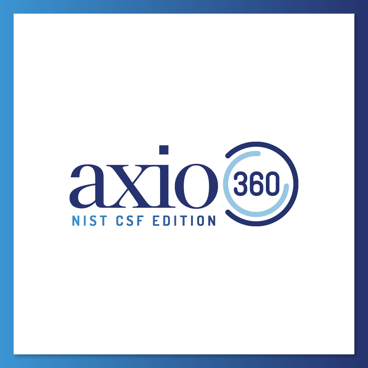 Axio Launches Cyber Risk Management Platform to Enable Dynamic Utilization of NIST Cybersecurity Framework (NIST-CSF)