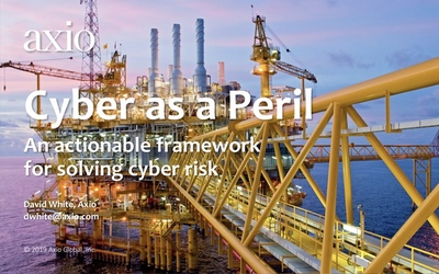 AIG – Oslo 2019 – Cyber as a Peril