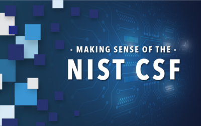 Making Sense of the NIST CSF