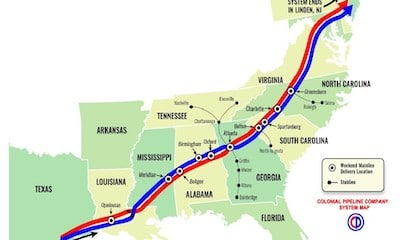 Colonial Pipeline Ransomware Impact