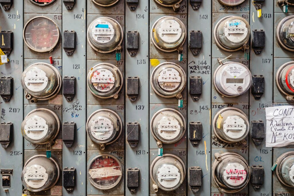 On-Site Electricity Meters
